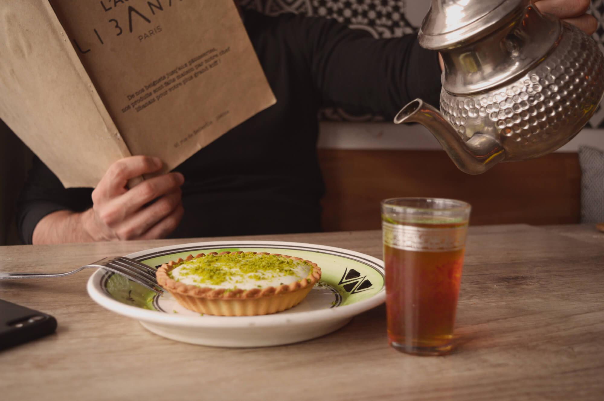 Cuisine libanaise à l'honneur